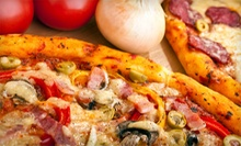 Gourmet Pizza at City Pizza Italian Cuisine (Half Off). Two Options Available.