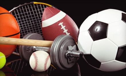 $25 for $50 Worth of Golf, Tennis, and Sporting Goods at Wicked Sharp Ski and Sports in West Roxbury