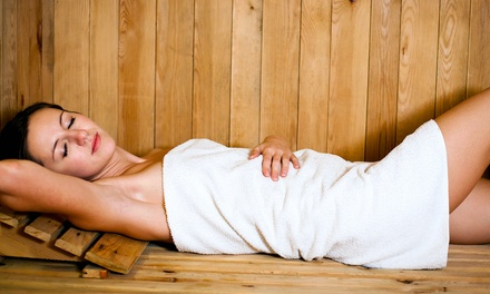 $39 for 6 Infrared-Sauna Sessions at Bellissimo Day Salon & Spa ($90 Value)