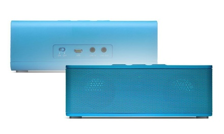 Urge Basics Sound Brick Bluetooth Speaker with Built-in Mic
