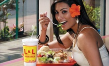 $7 for $14 Worth of Hawaiian Food at L&amp;L Hawaiian Barbecue