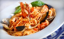 $15 for $30 Worth of Italian Cuisine for Two or More People at Villa Verde Café