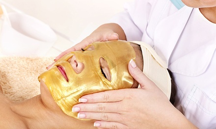 Facial Masks and Massages from Bella Reina Spa (Up to 60% Off). Three Options Available.