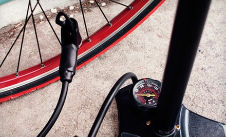 One or Two Bike Tune-Ups at Apex Cycles & Services (Up to 59% Off)