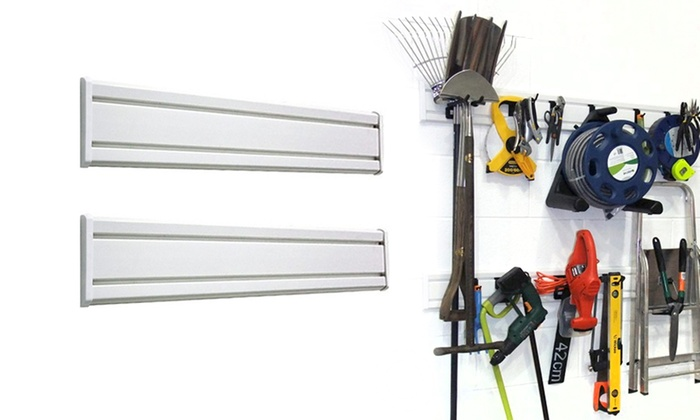 Groupon Goods Global GmbH: Garage Storage System from £19.99 With Free Delivery (Up to 66% Off)