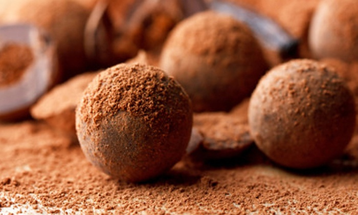Yuuga Kemistri - London: Raw-Chocolate Class For One (£29) or Two (£54) at Yuuga Kemistri (Up to 72% Off)