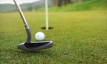 18-Hole Round of Golf with Cart Rental for Two or Four at Haven Golf Course (Up to 51% Off)