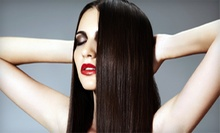 Haircut and Style with Optional Keratin Smoothing Treatment at Nancy Reynolds Hair & Makeup (Up to 52% Off)