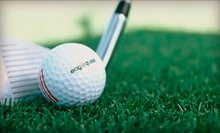 18-Hole Round of Mini Golf or 9-Hole Round of Par 27 Golf for Two or Four at Eaglequest Coquitlam (Up to 56% Off)