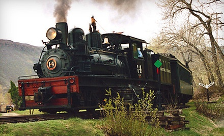 Colorado Railroad Museum Visit or Ride the Rails Saturday Outing for Two Adults and Up to Five Kids (Up to Half Off)