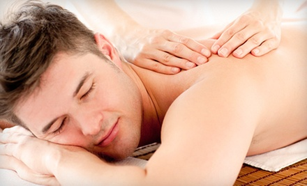One or Two 60-Minute Massages at Holistic Health & Chiropractic of Frankfort (Up to 51% Off)