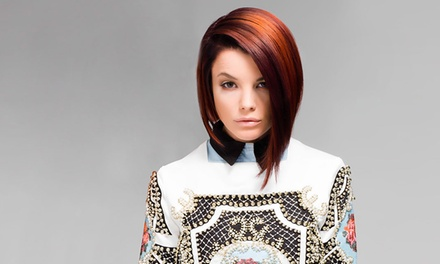 Hair-Coloring or Styling Packages  at Toni&Guy (Up to 50% Off). Four Options Available.