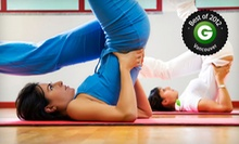 $49 for 30 Days of Unlimited Yoga Classes at Westcoast Hot Yoga ($150 Value)