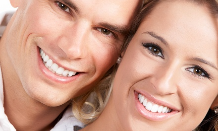 Two, Four, Six, or Eight Porcelain Veneers at Encino Dental Center (57% Off)