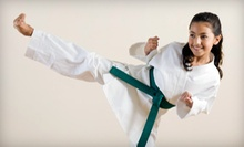 Eight-Class Package with Uniform, or Four Classes at Frank Corbo's Marlborough Martial Arts & Karate (Up to 87% Off)
