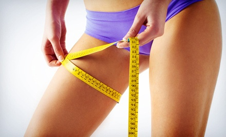 One or Three LED Fat-Reduction Treatments at Quick Slim Lipo (Up to 69% Off)