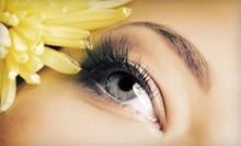 Eyelash Extensions with Optional Refill at Nails &amp; Esthetics By M (Up to 67% Off) 