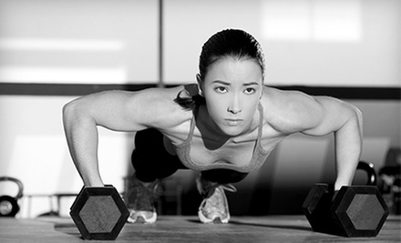 10 CrossFit Classes or a Two-Week CrossFit On-Ramp Fundamentals Class at IronClad CrossFit (Up to 71% Off)