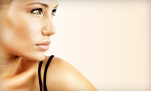 Three UV Tanning Sessions, One Organic Airbrush Tan, or One Month of Unlimited UV Tanning at Casa Del Sol Tanning Spa 