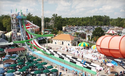 $25 for a Water-Park Visit for Two at Funtown Splashtown USA (Up to $50 Value)