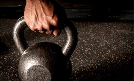 10 or 20 Kettlebell Classes at Nivens Northwest Personal Training (Up to 83% Off)