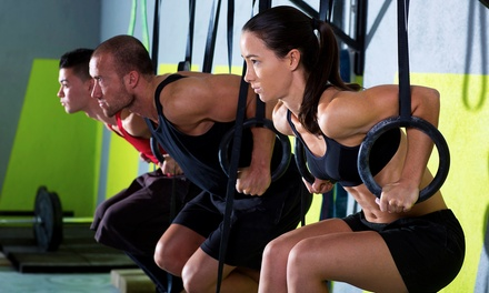 One- or Two-Month Unlimited CrossFit Membership at Grand Mesa CrossFit (Up to 63% Off)