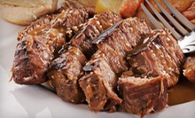 Barbecue for Parties of Two or More or Four or More at Aventura Lounge & Grill (Half Off)