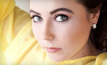 One or Three Express Facials with Special-Occasion Makeovers at Merle Norman Cosmetics (Up to 64% Off)