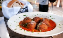 Italian Lunch at Calandra's Il Vecchio Café (Half Off). Two Options Available.