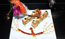 Sushi and Japanese Cuisine for Two or Four on SundayThursday or FridaySaturday at Hokkaido Asian Bistro (Half Off)