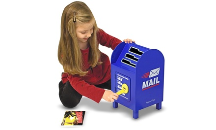 Melissa & Doug Mailbox Play Set