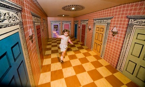 General Admission And Carousel Ride For Two Or Four At Please Touch Museum (up To 40% Off)