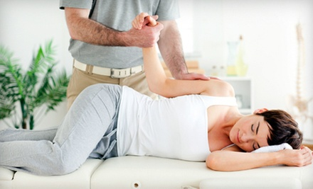 $29 for an Exam, Consultation, X-rays, and 60-Minute Massage at Cantor Chiropractic Center ($385 Value)