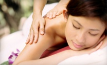 60- or 90-Minute Therapeutic Massage at Yeager Chiropractic and Wellness Center (Half Off)