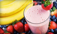 Two or Four 20-Ounce Smoothies at Crave Oklahoma City (54% Off)