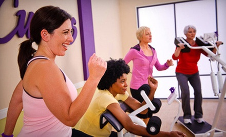 $19 for a One-Month Membership with Circuit-Training and Zumba Classes at Curves ($100 Value)
