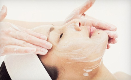 Custom, Enzyme, or Glycolic/Salicylic Facial, or Aromatherapy Massage at Body Time Massage Therapy (Up to 51% Off)