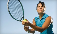 Group Tennis Lesson for One, Two, or Four at Middle Georgia Tennis (Up to 54% Off) 