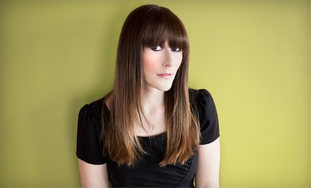 One or Two Japanese Hair-Straightening Treatments from Matthew James Viers at Christopher & Co. Salon (Up to 59% Off)