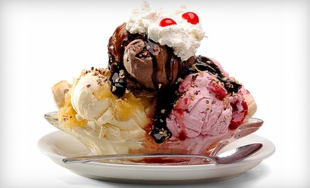 $7 for $15 Worth of Sandwiches and Sundaes at Leatherbys Family Creamery