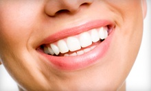 One or Three In-Office Teeth-Whitening Sessions at The Perfect Smile (Up to 77% Off)