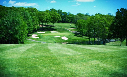 18-Hole Round of Golf for Two or Four with Cart Rental and Range Balls at Laurel View Country Club (Up to 61% Off)