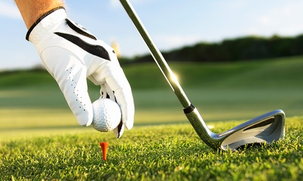 9- or 18-Hole Rounds of Golf at Arrowhead Golf Course (Up to 49% Off). Two Options Available.