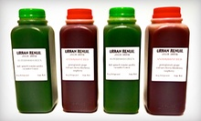 Three-, Five-, or Seven-Day Juice Cleanse at Renuil (Up to 51% Off)