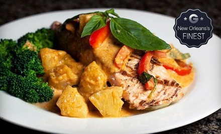 $10 for $20 Worth of Classic Thai Cuisine at Sukho Thai