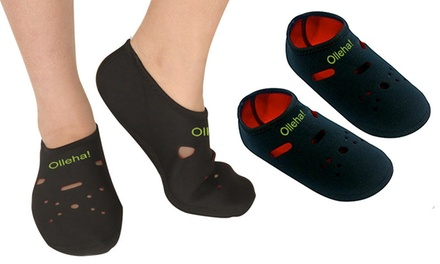 Foot Dr Full-Support Shock-Absorbing Foot Sleeves for Plantar Fasciitis