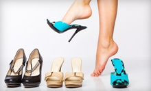Shoe Repair and Accessories at Brooks Shoe Service (Up to 52% Off). Two Options Available.