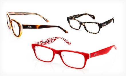 Eyeglass Frames Corpus Christi Tx : AQS Men and Women s Optical Frames Deal of the Day Groupon