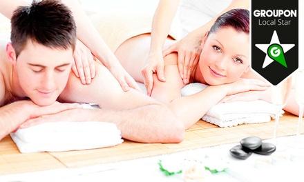 Espaço Essências — Príncipe Real: massagem para casal com ritual de chá, vinho do Porto e bombons por 24€