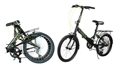 Bicicleta dobrável B-Essence com 6 velocidades por 139€